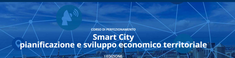 Smart City. Proposta formativa.