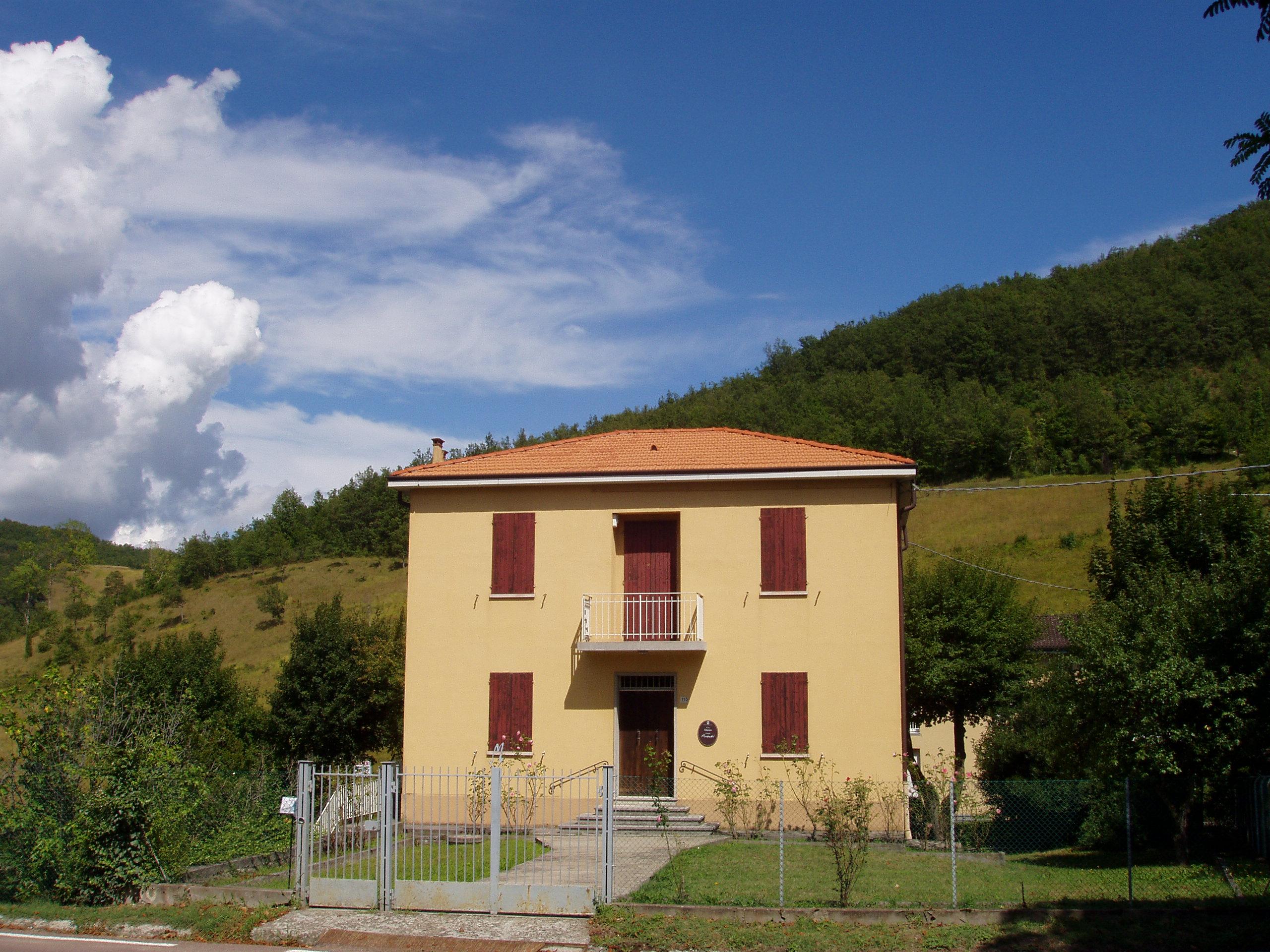 Casa Museo Paesaggio. Nuove proposte in Emilia.