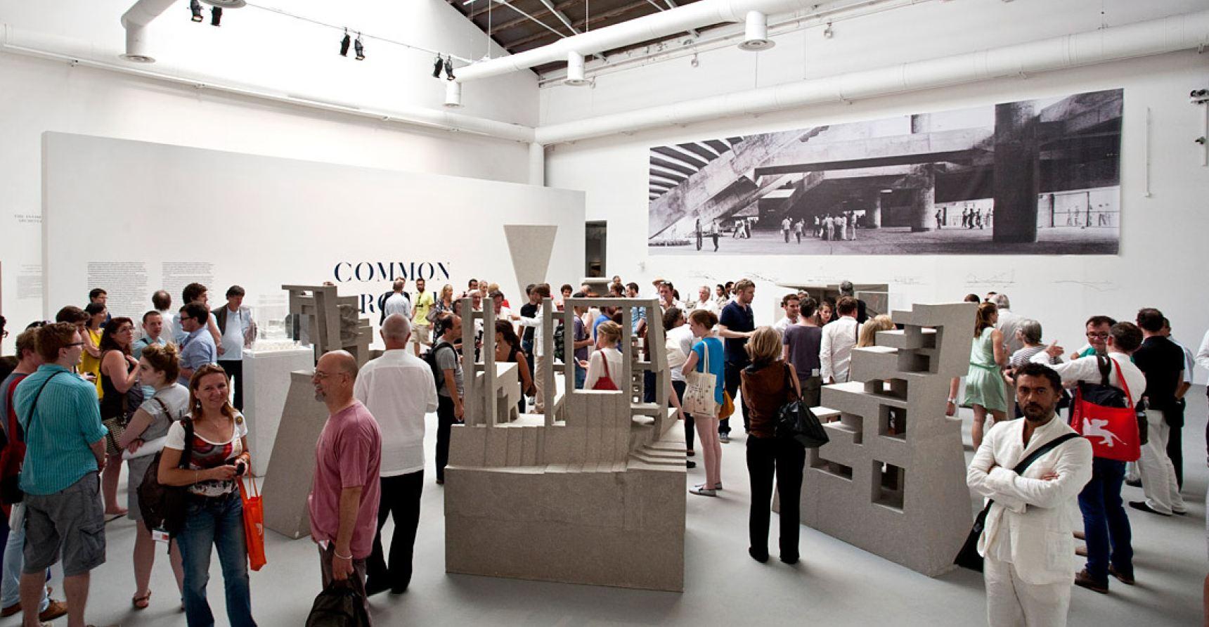 Visita alla Biennale di Venezia