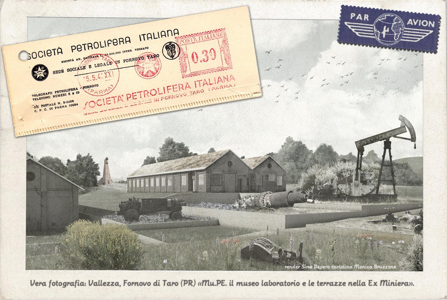 Mu.PE. Parco museo del petrolio e delle energie